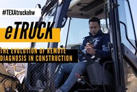 eTRUCK, the evolution of the remote diagnosis in construction