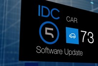 SOFTWARE IDC5 CAR 73