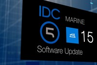 IDC5 MARINE SOFTWARE UPDATE VERSION 15